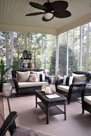 Screened In Porch Decor Ladies Street Residence Jacksonville Fl Starr Sanford Design