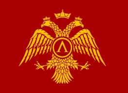 Hatis Flag Image Flag Of The Spartan Empire Jpg Thefutureofeuropes Wiki