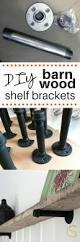 Making A Wooden Shelf Unit by Best 25 Shelf Brackets Ideas On Pinterest Wood Shelf Shelves
