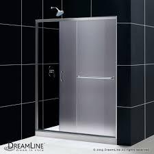 bathroom shower door lowes dreamline unidoor dreamline shower