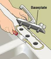 install kitchen faucet kitchen faucet installation diy tips kitchen faucets