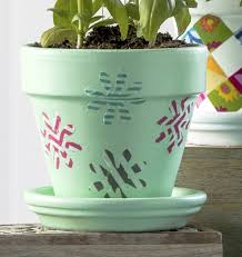 Painting Garden Pots Ideas Perk Up Your Planters With 3 Diy Flower Pot Ideas Thegoodstuff