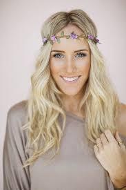 festival flower headbands 19 best festival hair images on bridal hairstyles