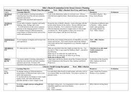 billy u0027s bucket literacy resource eyfs by c0p teaching resources