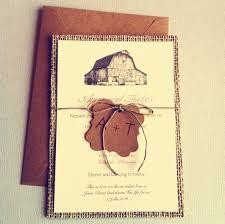 top 6 rustic wedding invitations for shabby chic weddings