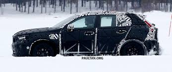 spyshots volvo xc40 in new much clearer images image 633705