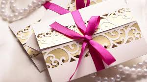 Invitation Cards Design With Ribbons Average Wedding Invitation Cost Average Wedding Invitation Cost