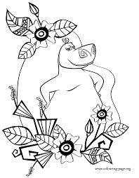 print madagascar coloring pages free madagascar