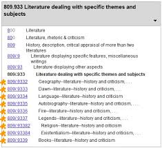 themes in literature in the 21st century 025 431 the dewey blog 800 899 literature