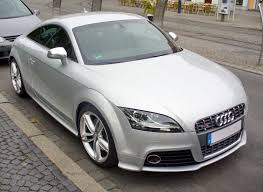 file audi tts coup礬 eissilber jpg wikimedia commons