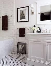 Black And White Bathrooms Ideas Best 25 Restoration Hardware Bathroom Ideas On Pinterest