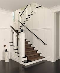 Victorian Banister Urbane Shingle Style Residence Victorian Staircase San