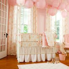 girls bedding pink pink velvet girls bedding nursery shabby chic style with crib