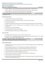 E Resume Janakiram E Resume Protection And Control Engineer
