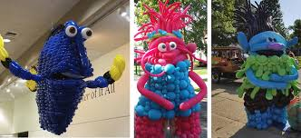 balloon delivery columbus ohio ballooniacs we can make anything you can imagine out of balloons