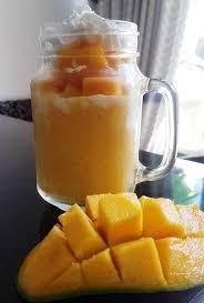 contoh teks prosedur membuat jus mangga cara membuat resep king mango thai jus mangga ala thailand