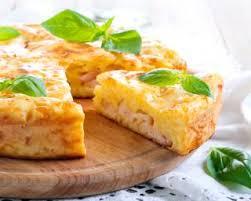 boursin cuisine recette recette de clafoutis au jambon et au boursin