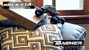 basher rocksta epic living room course run vid youtube