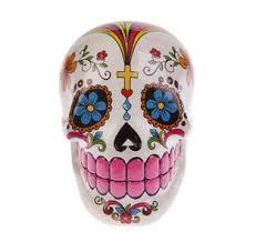 mexican day of the dead sugar skull skull decorative skull