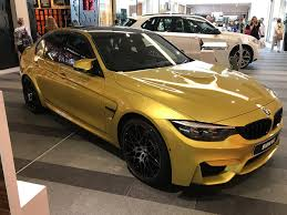 Bmw M3 Yellow 2016 - bmw m3 wikipedia