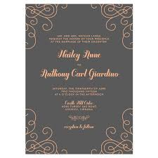 wedding invitation wording modern wedding invitation wording christmanista