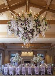 Marquee Chandeliers 29 Gorgeous Wedding Floral Chandeliers That Will Blow Your Mind