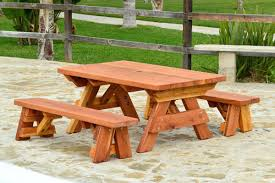 hexagon picnic table plans image collections table design ideas
