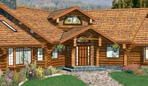log home plan cabin design kit software Log Home Design