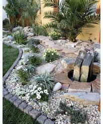 Rock Gardens Designs Rock Garden Ideas For Front Yard Rock Gardens Landscaping