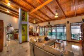 sale home interior flamingo beachfront villa costa rica real estate