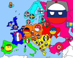 Blank European Map by Image Blank Europe Map Gif Polandball Wiki Fandom Powered By