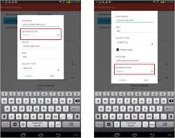 change password on android phone set up an email account using gmail application skyconnect wiki