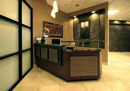 Fancy Reception Desk Home Office Fancy Office Waiting Room Interiors Nice Furniture