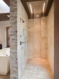 Shower Head In Ceiling by 30 Fantastic Bathrooms With Walk In Showers Pictures
