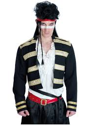 prince charming mens adam ant new romantic fancy dress costume 80s pop star prince