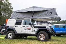 jeep pop up tent trailer roof top tents a primer