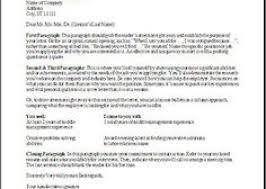 cover letter in an email cover letter format email best template
