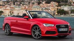 convertible audi 2016 2016 audi a3 buyers guide autoweek