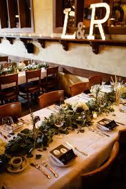 wedding flowers calgary wedding reception at bonterra restaurant in calgary alberta with