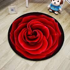 Cheap Red Living Room Rugs Online Get Cheap Red Rose Rug Aliexpress Com Alibaba Group