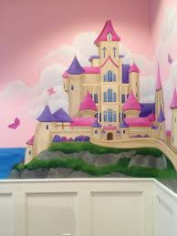 Best Wall Mural Ideas Images On Pinterest Home Decor - Girls bedroom wall murals