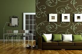 wandgestaltung in grün wandgestaltung grün wandtattoo wohnzimmer freshouse