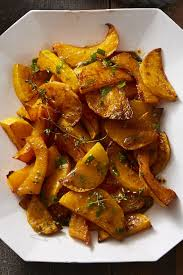 how to make spice roasted butternut squash with cider vinaigrette