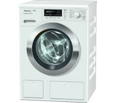 buy miele wkh121 washing machine white free delivery currys