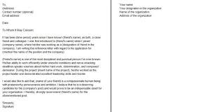 awesome collection of written letter of recommendation sample with