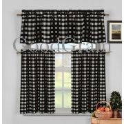 Checkered Kitchen Curtains Gingham Curtains