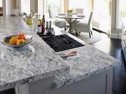 White Formica Kitchen Cabinets The Beauty Of White Ice Granite