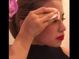 Makeup Emk emk bloom toner works as makeup remover