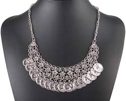 necklace statement images Silver festival statement necklace maisie jane 39 s gems jpg