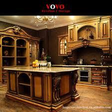 cuisine antique romaine antique en bois de cerisier armoires de cuisine design avec de luxe